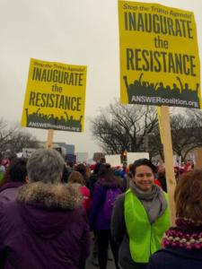 The day after the 2016 inauguration: wasting no time